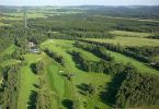 Golf Club Franzensbad - Hazlov - Luftaufnahme - Bild01